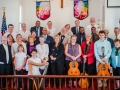 200th Anniversary Concert participants