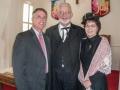 Rev. Ken Kieffer, D. S. with Pastor Kelvin and JoAnne