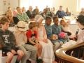 Children's church moments in 200th service