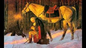 Washington at Prayer