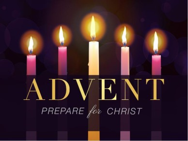 Advent is a time for preparing for the celebration of Christmas