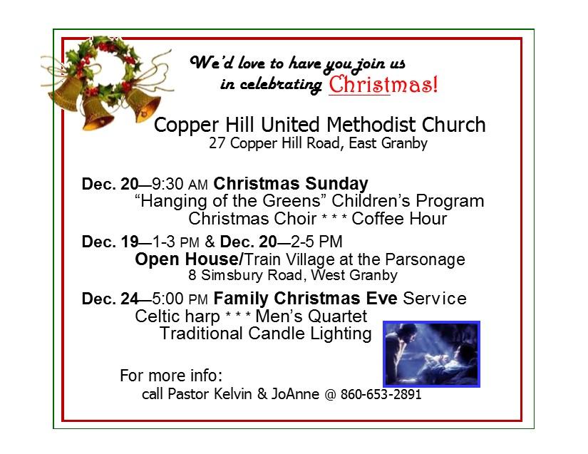 Christmas Invitation-Postcard 2015