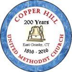 Logo 200th Copper Hill UMC