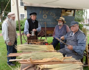 Dennis Picard and early American crafters