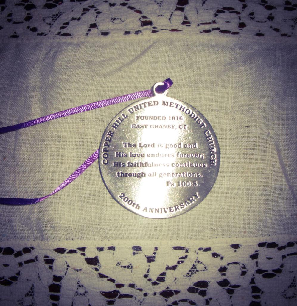 Obverse of Medallion