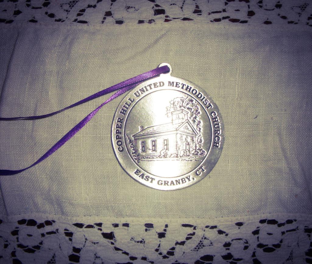 200th Anniversary Medallion